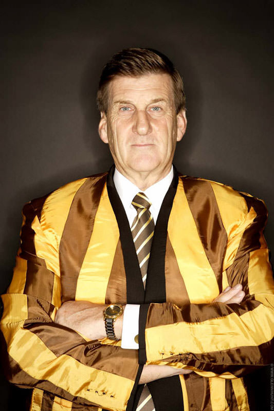 Jeff Kennett, Ex-premier of Victoria and Chairman of the Hawthorn Football Club