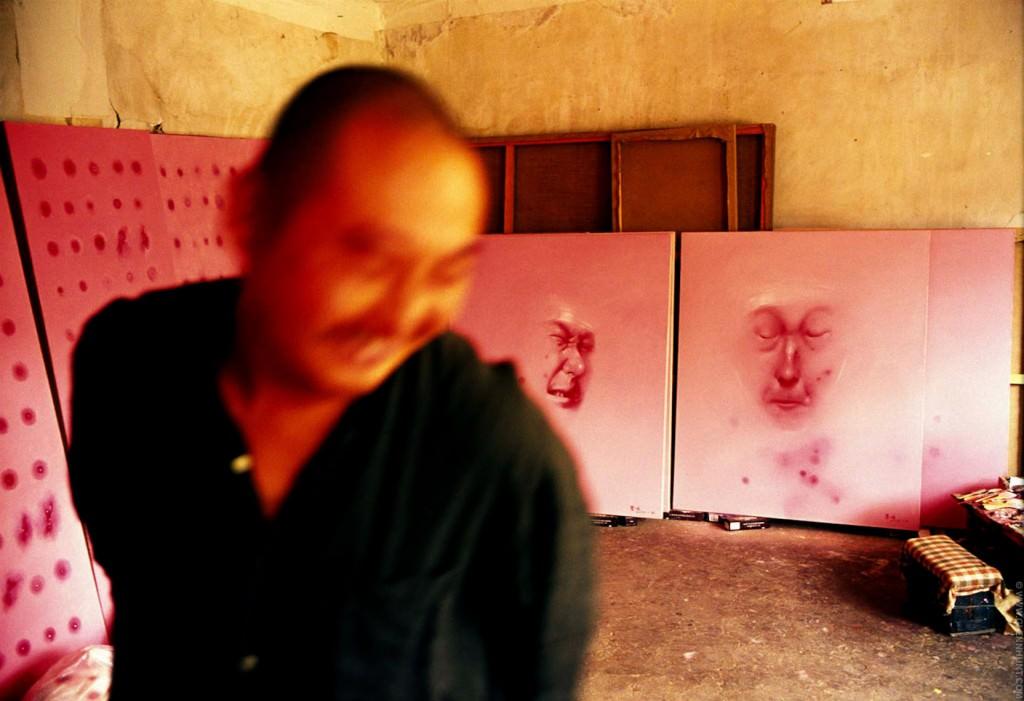 Zhang Jianqiang, artist