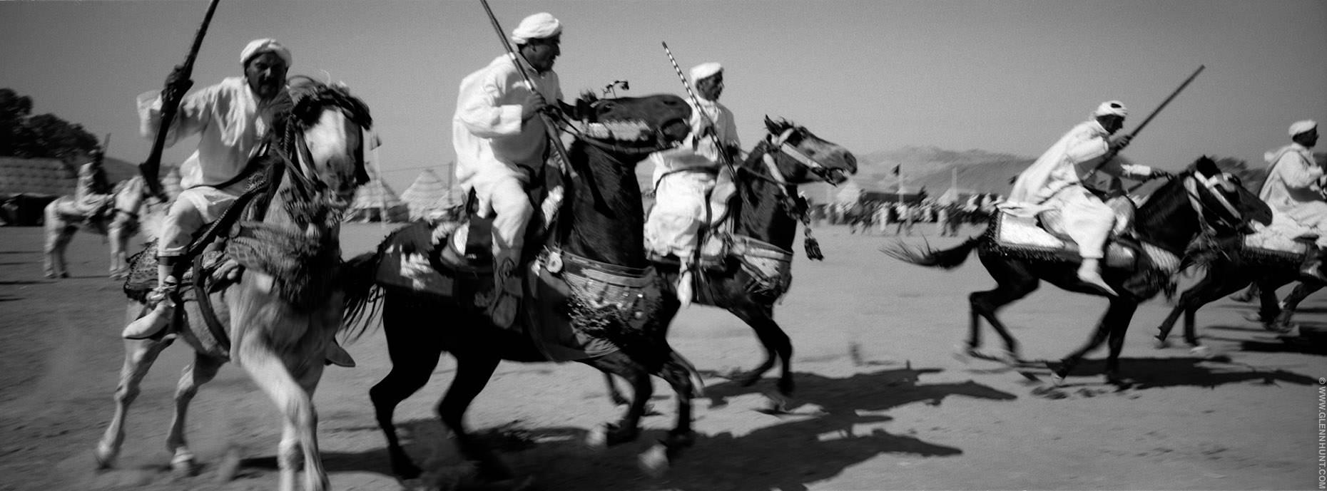 Fantasia Morocco