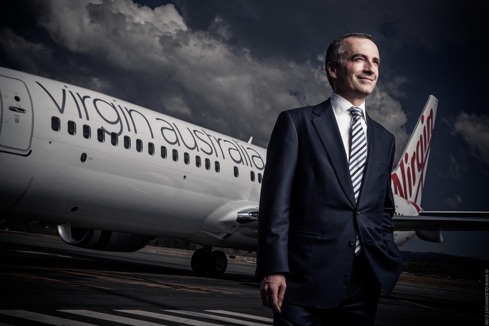 John Borghetti – Virgin Australia