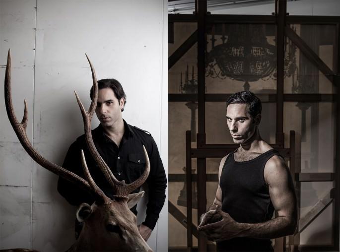 Michael Zavros, artist