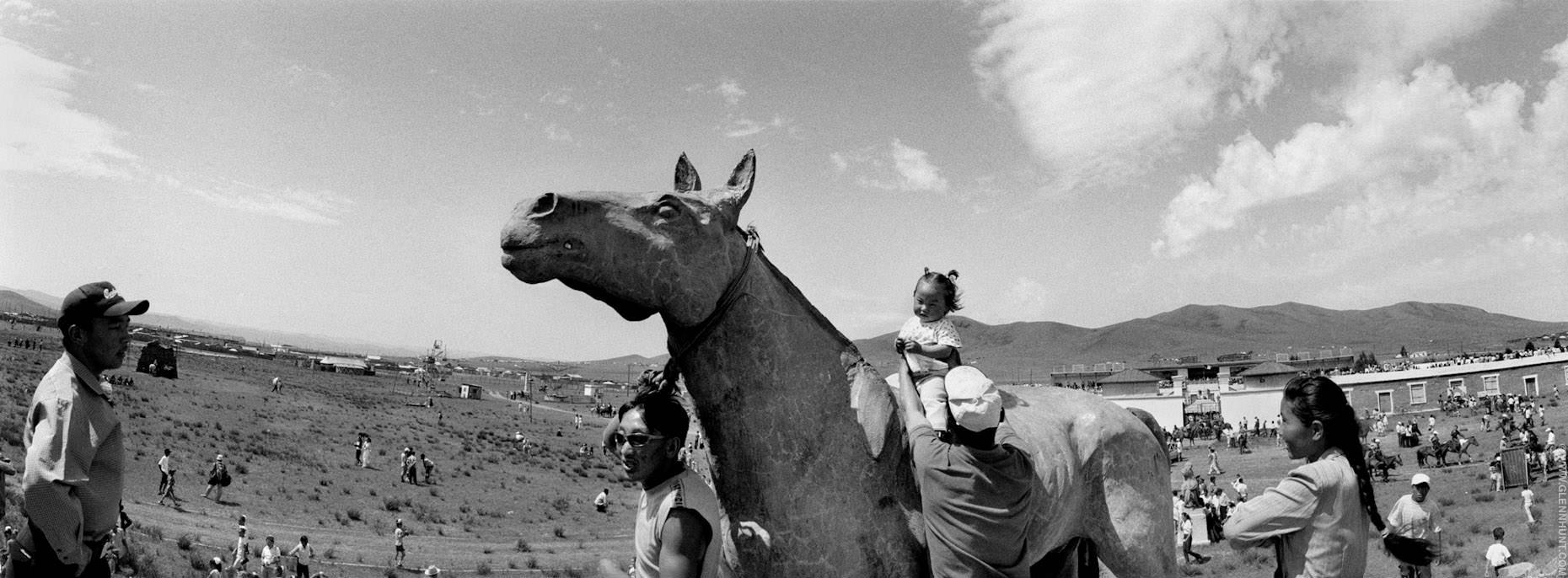 Naadam Festival , Mongolia