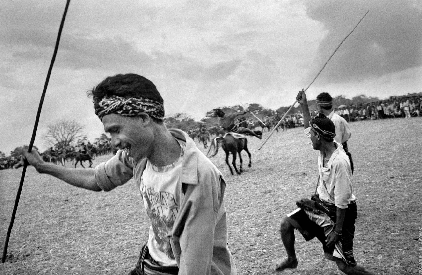 Pasola , Indonesia , photos