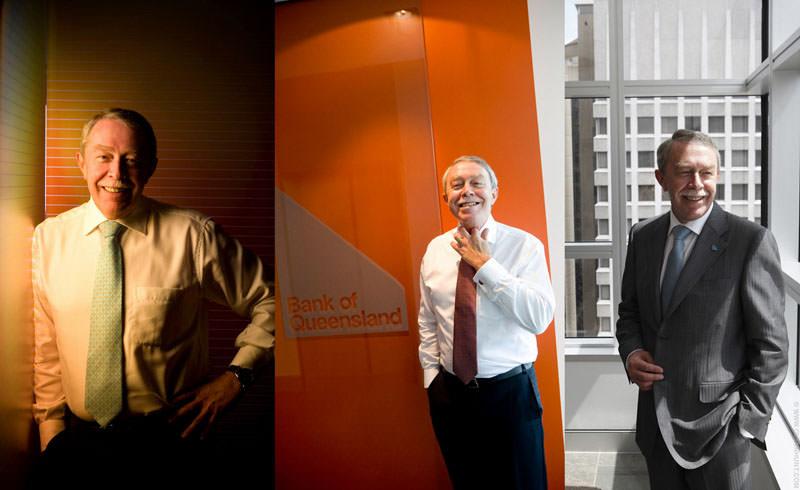 David Liddy , former Bank of Queensland boss.