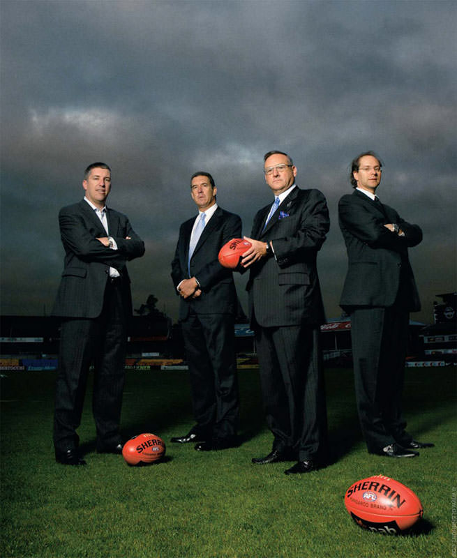 CEOs in the AFL