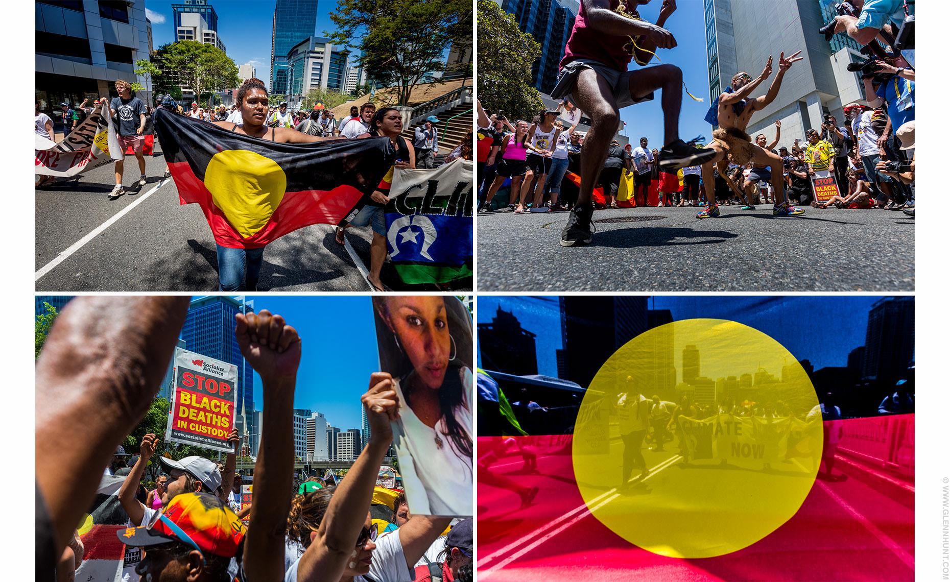 G20 Protests Brisbane