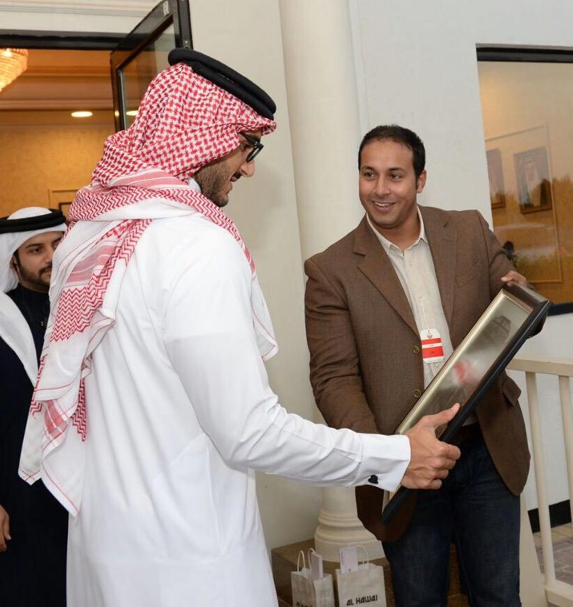 HH Shaikh Isa bin salman bin Hamad Al Khalifa, Vice Chairman of Rashid Equestrian Club