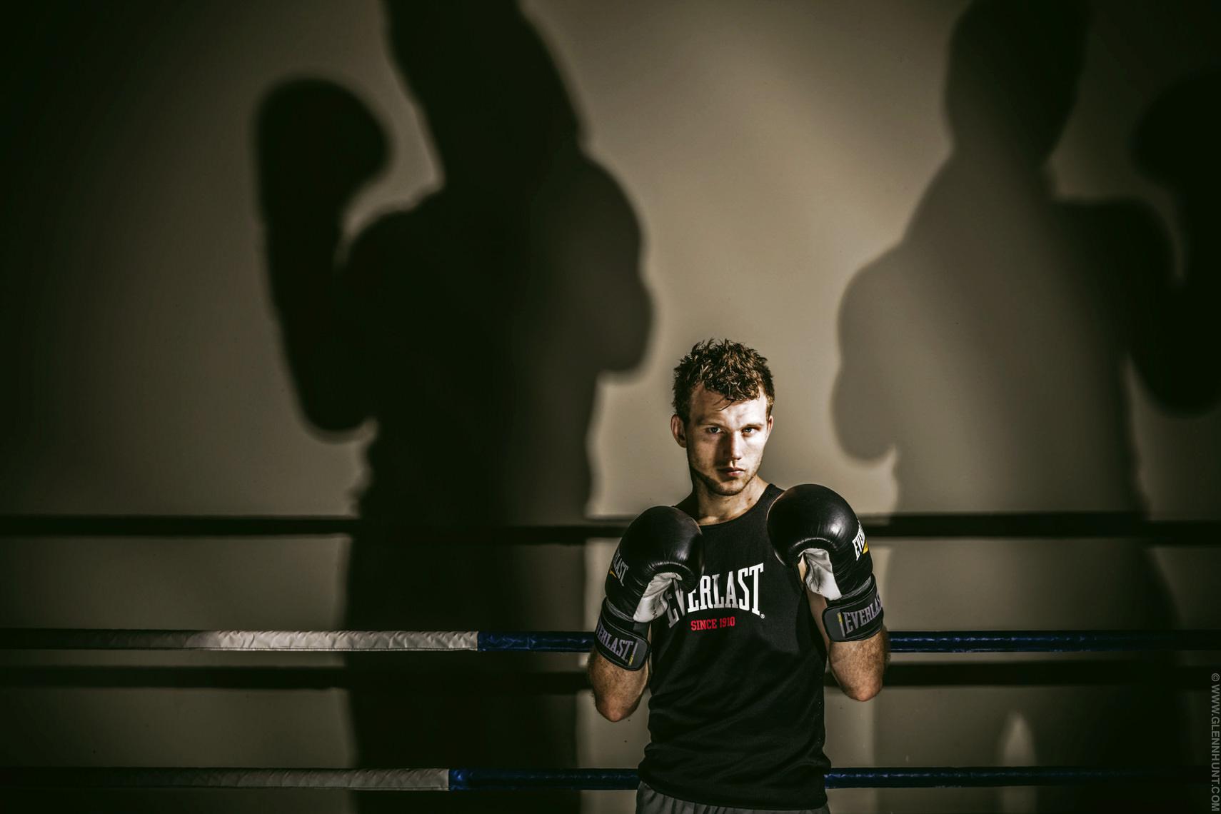 Jeff Horn Boxer