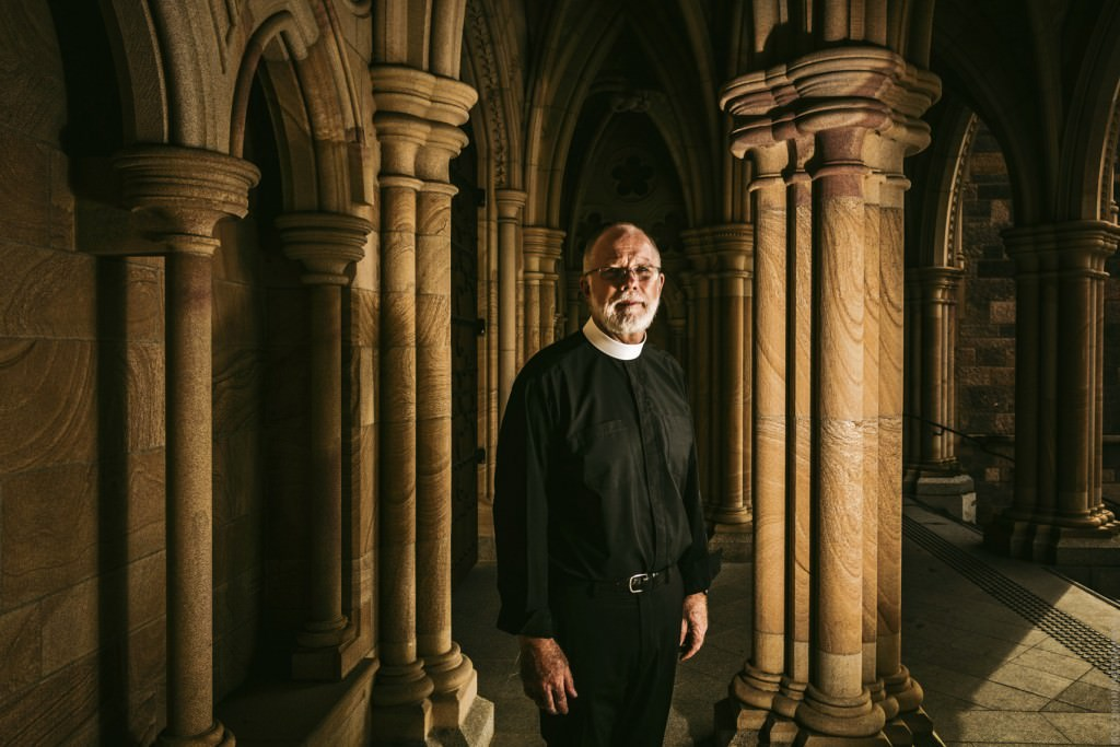 The Anglican Dean of Brisbane, Peter Catt