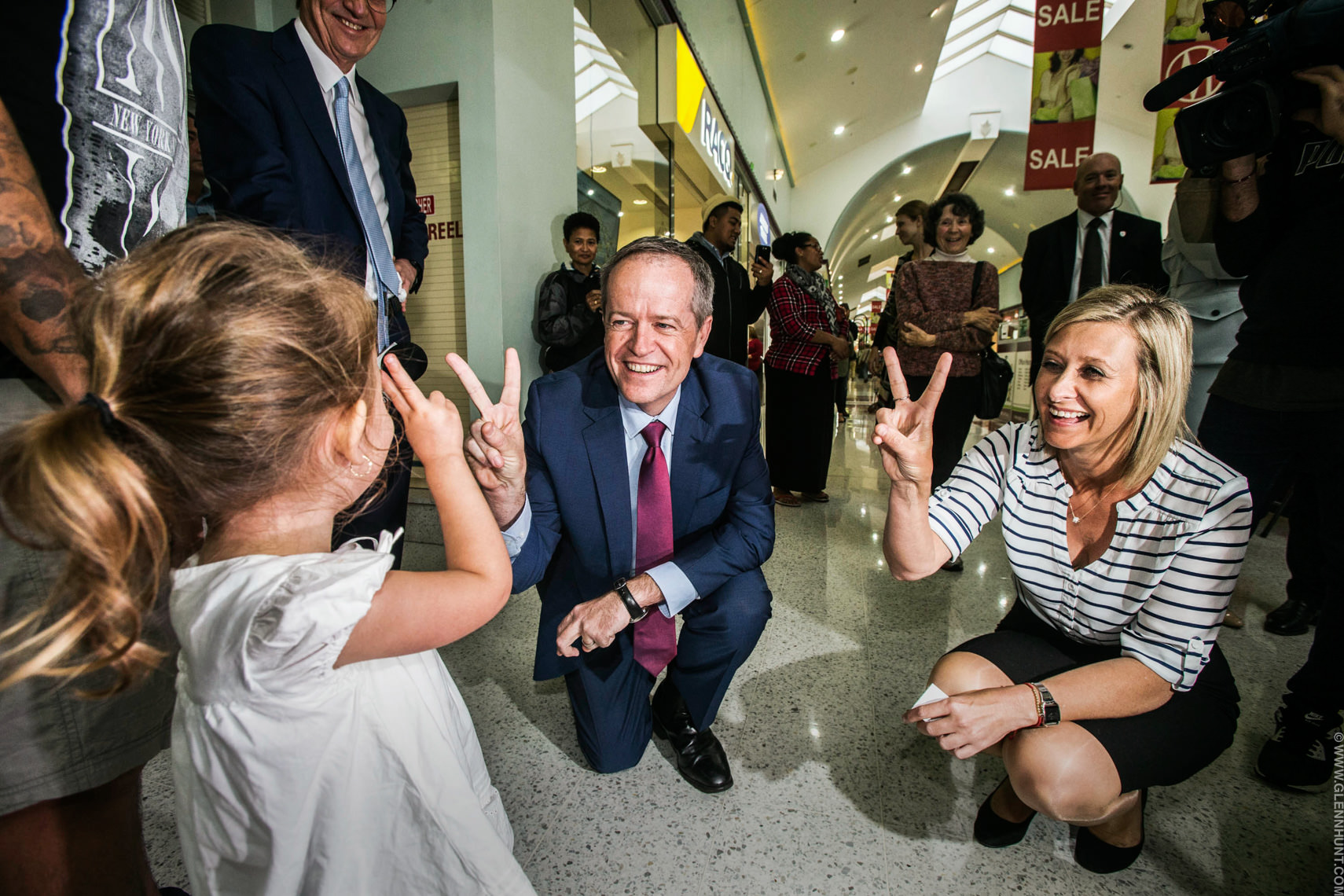 Labor Bill Shorten Brisbane