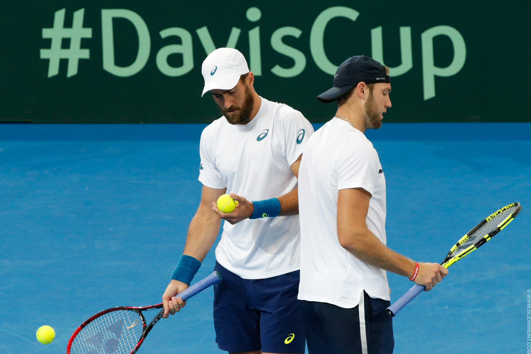 TENNIS DAVIS CUP AUSTRALIA USA
