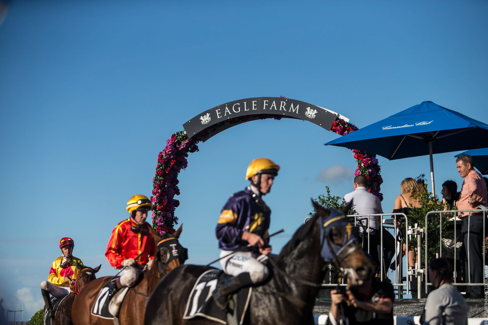 Eagle Farm Brisbane Racing Club