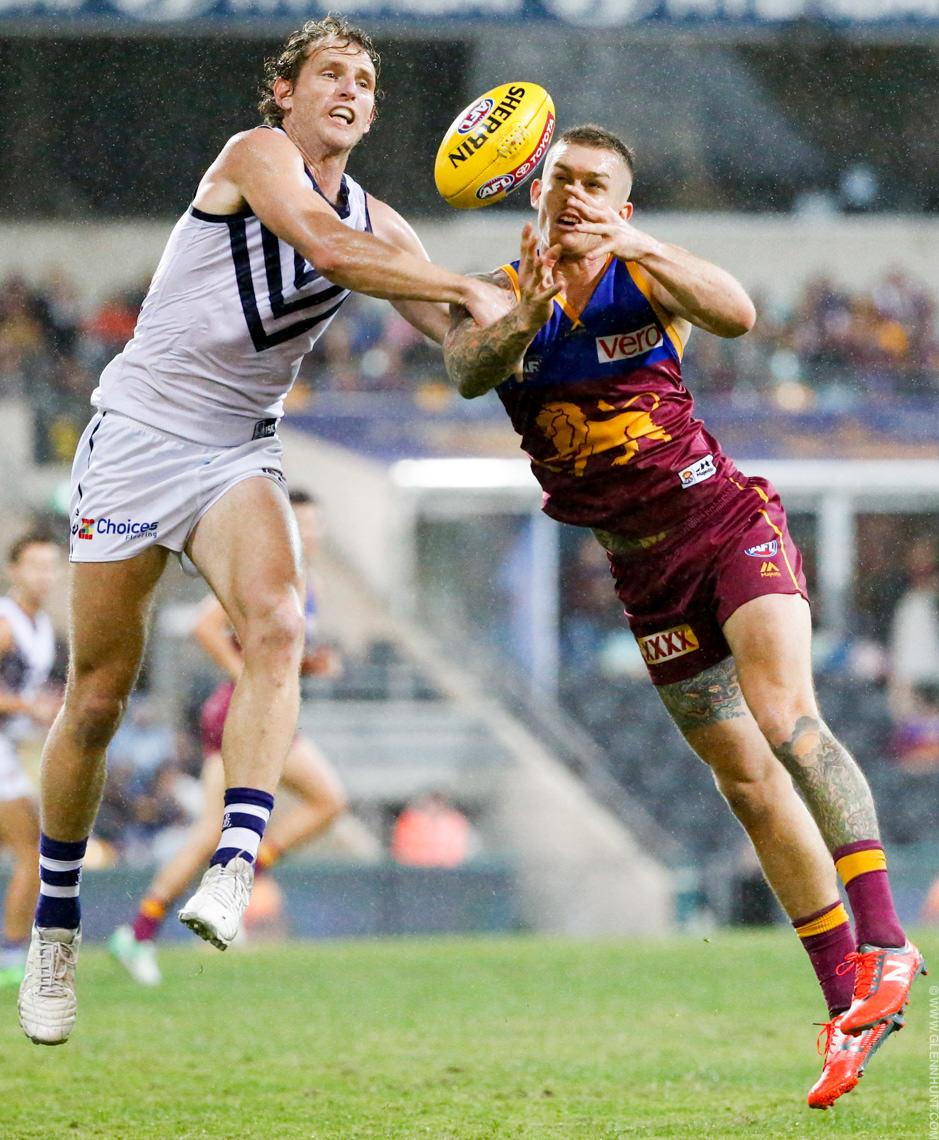 Brisbane Lions vs Fremantle Dockers