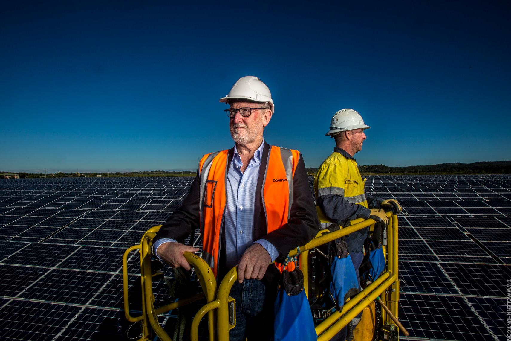 Brisbane commercial photographer Glenn Hunt
