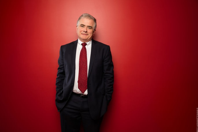 Griffith University Vice-Chancellor Ian O'Connor