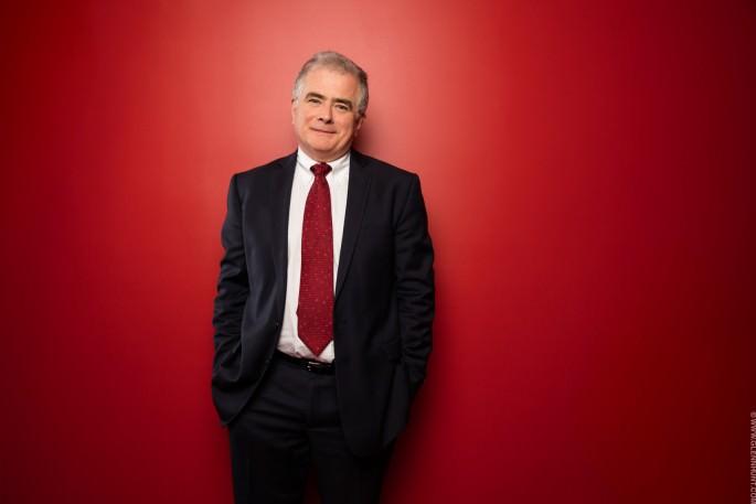 Griffith University Vice-Chancellor Ian O'Connor