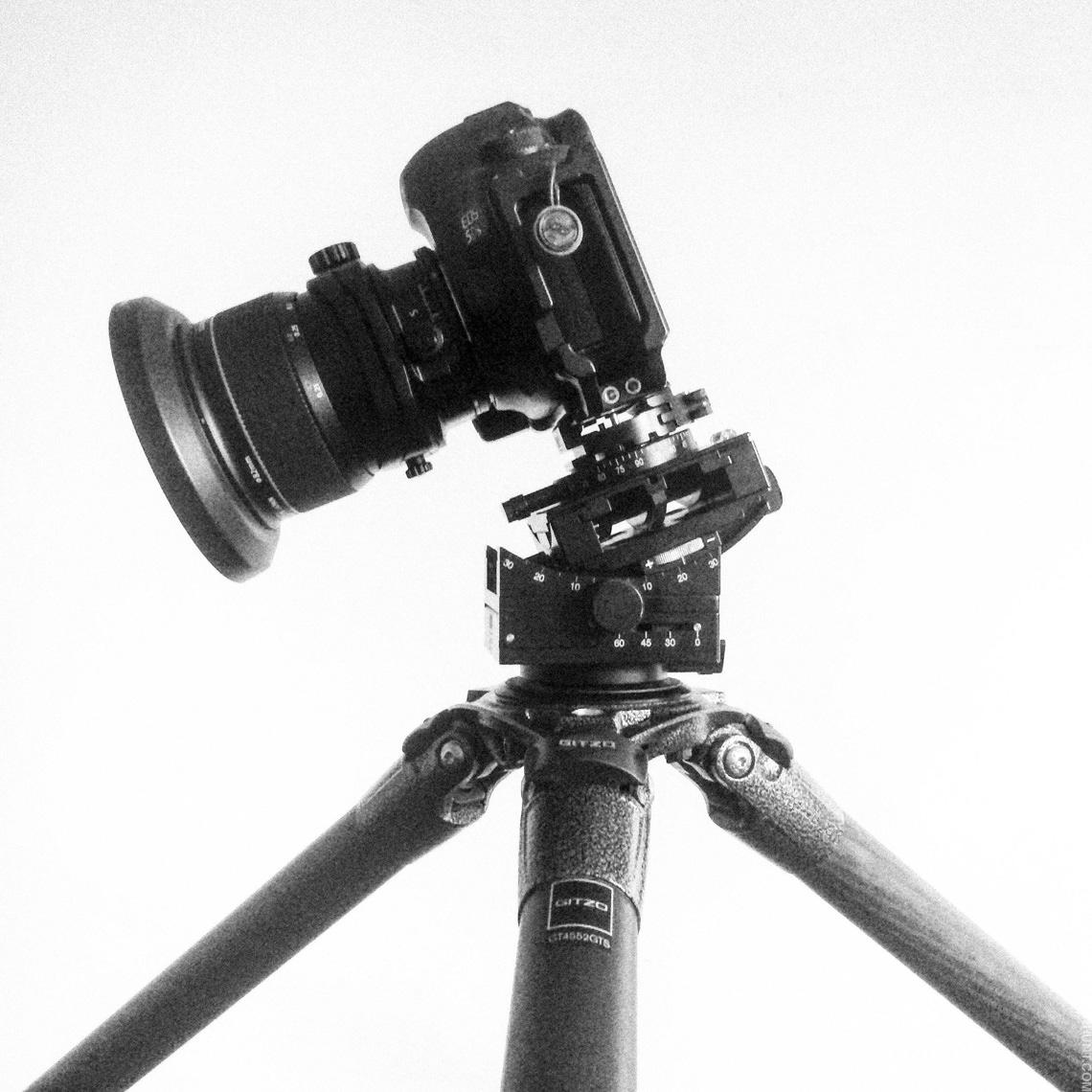 arca swiss cube c1 Gitzo Canon 5ds