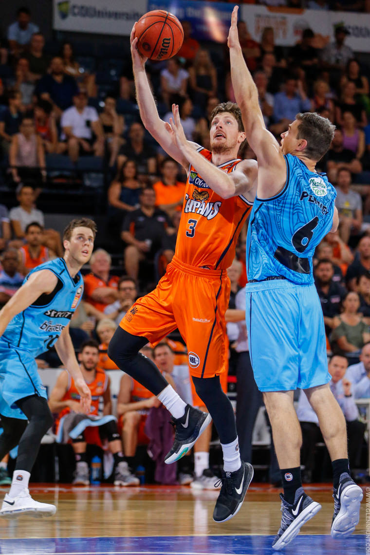 Brisbane Basketball Photographer