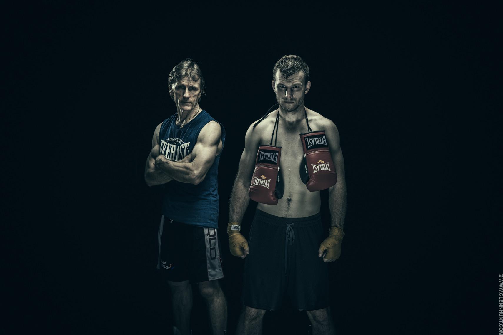 Glenn Rushton & Jeff Horn