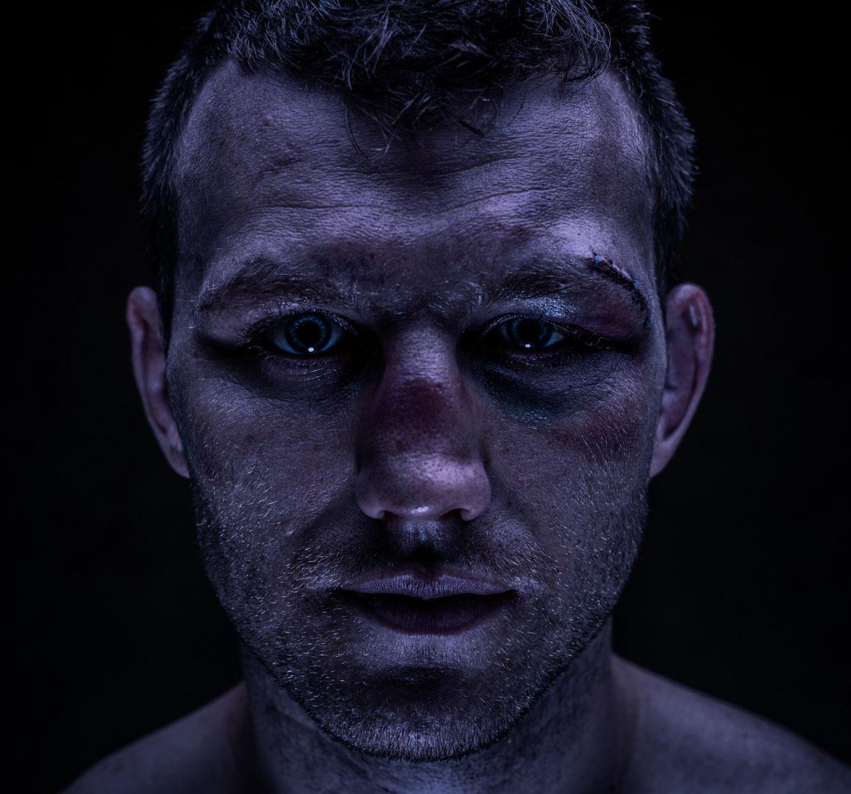 boxing portraits