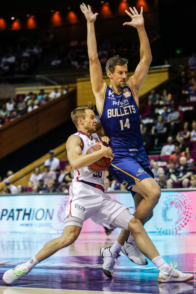 Brisbane Basketball Photographer