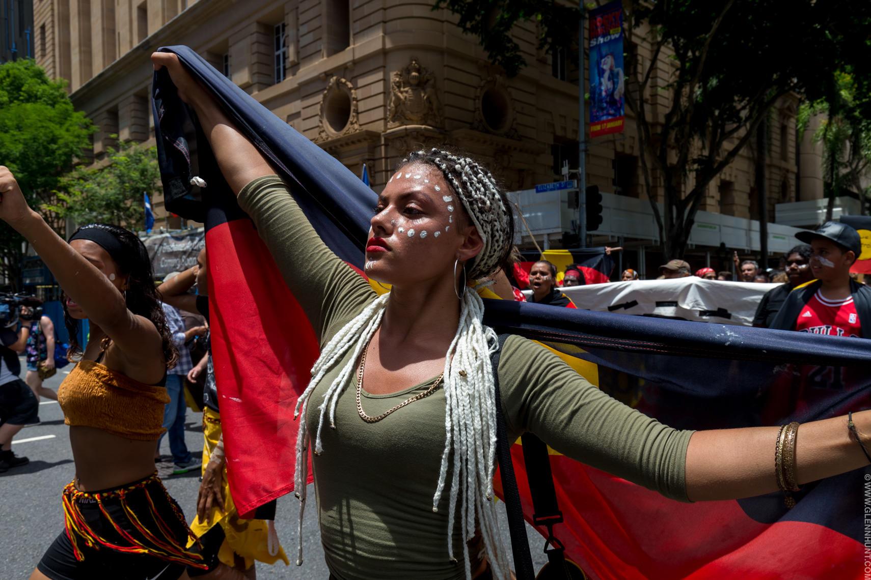 Invasion Day Brisbane