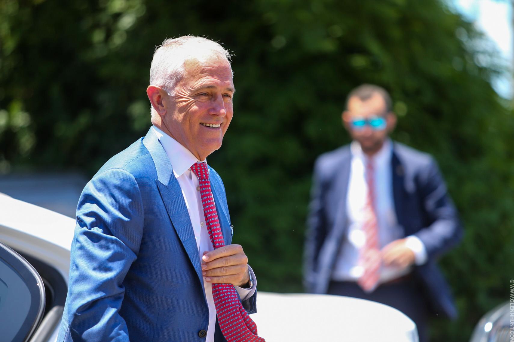 Malcolm Turnbull michaelia cash