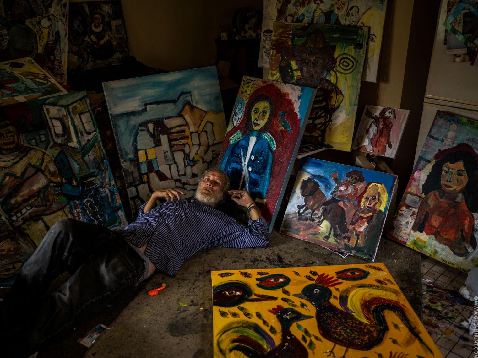 Artist – John Doherty
