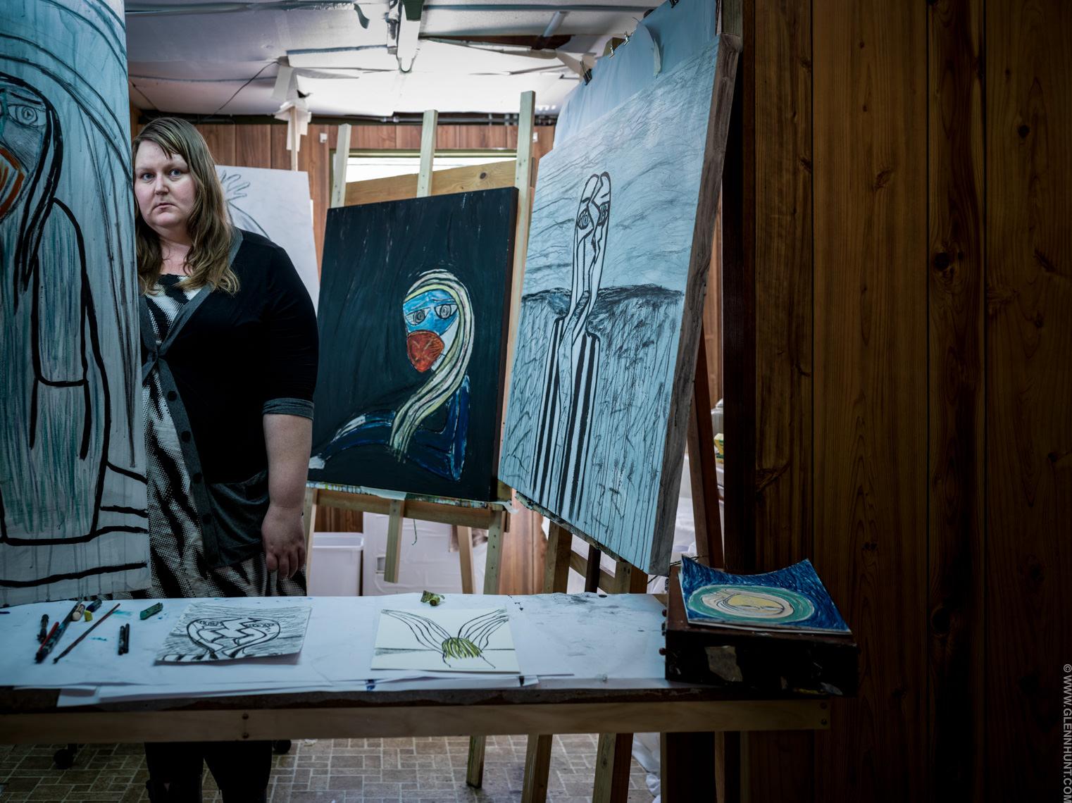 Artist – Joanne Braddy