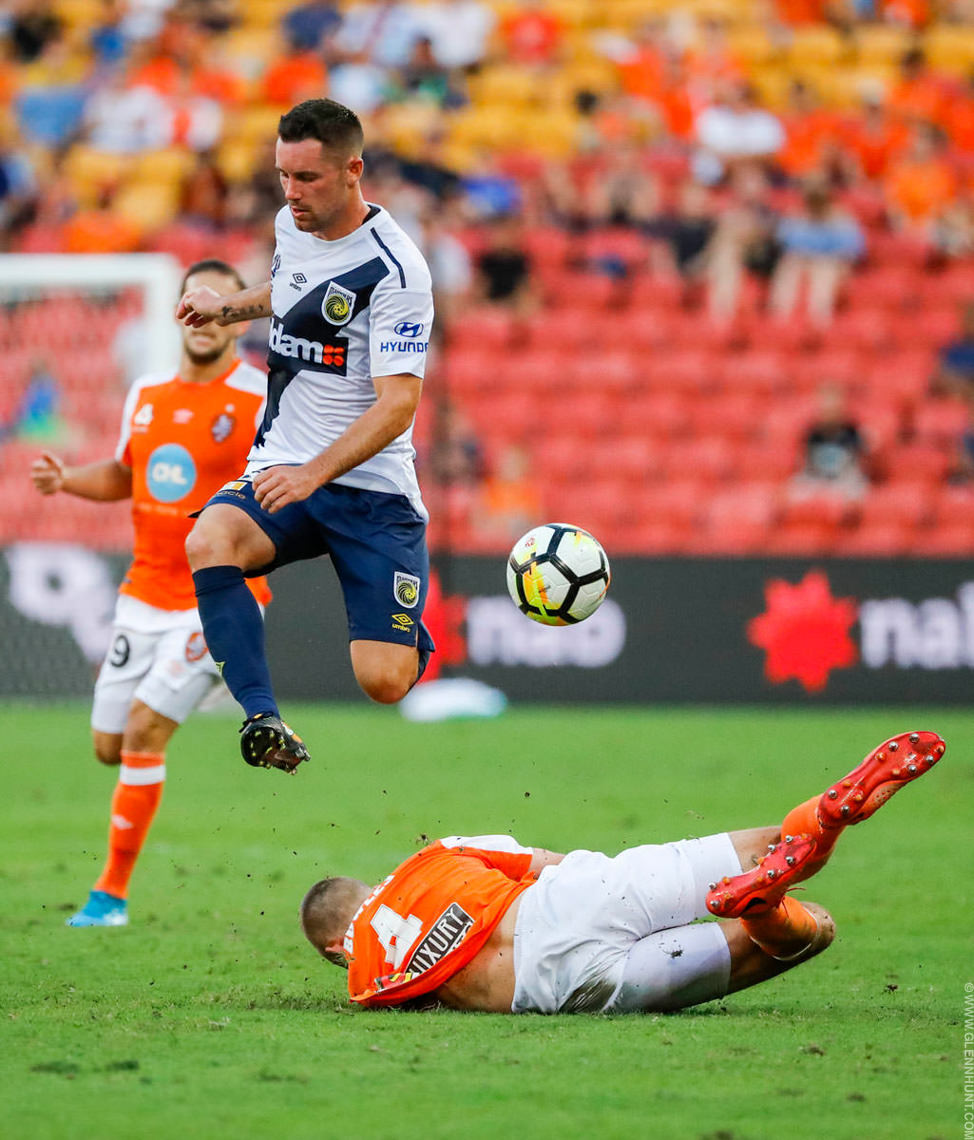 ALEAGUE ROAR MARINERS