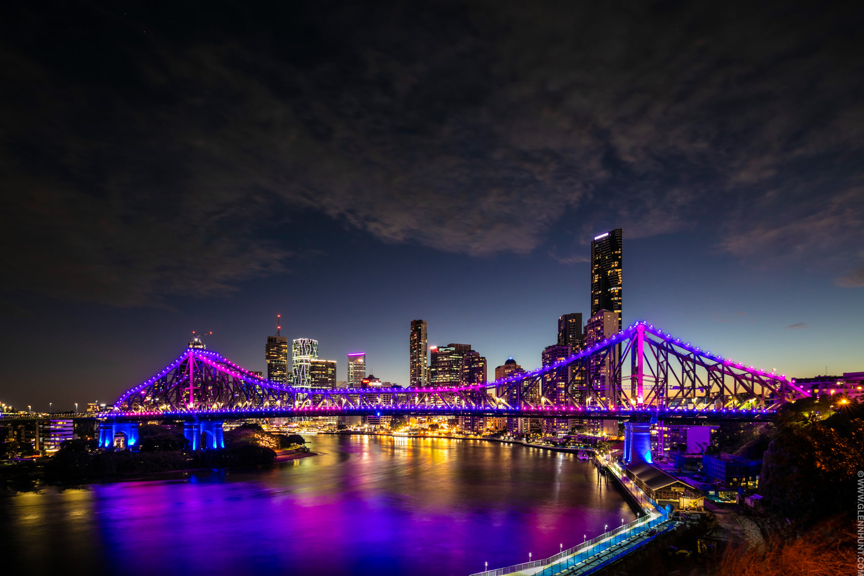Story Bridge Brisbane River