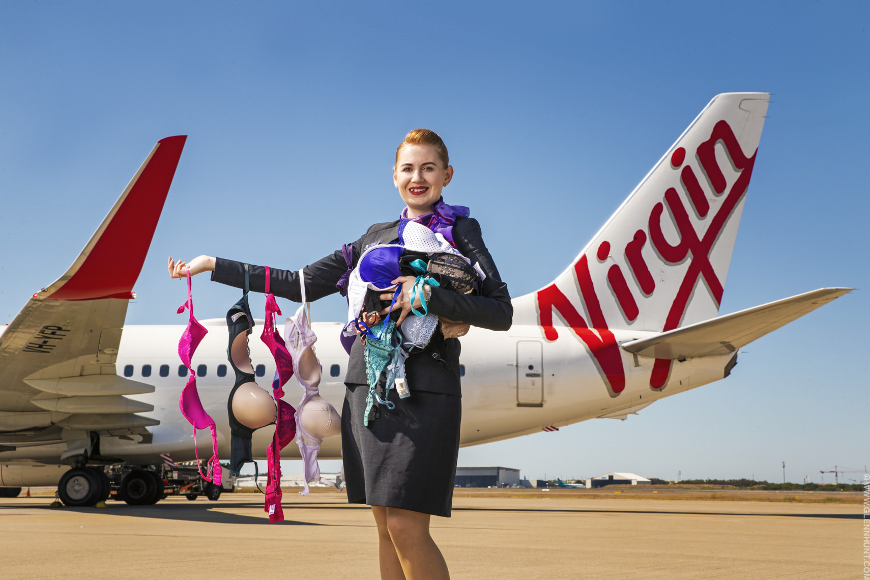 Virgin Australia Photography