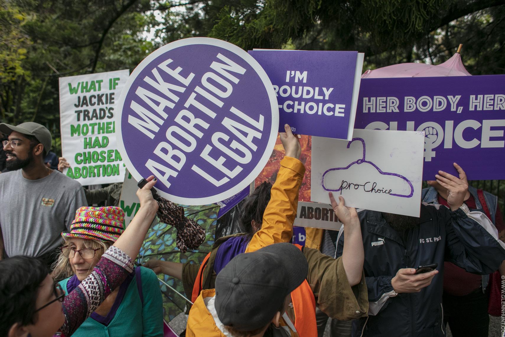 make abortion legal
