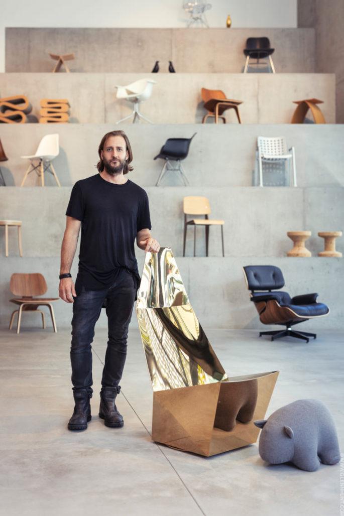 Designer Alexander Lotersztain