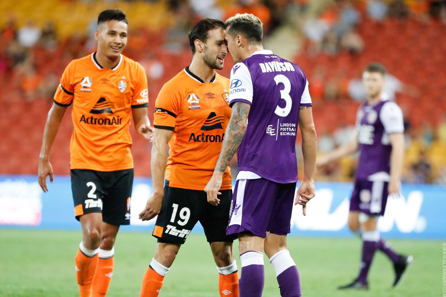 ALEAGUE ROAR GLORY