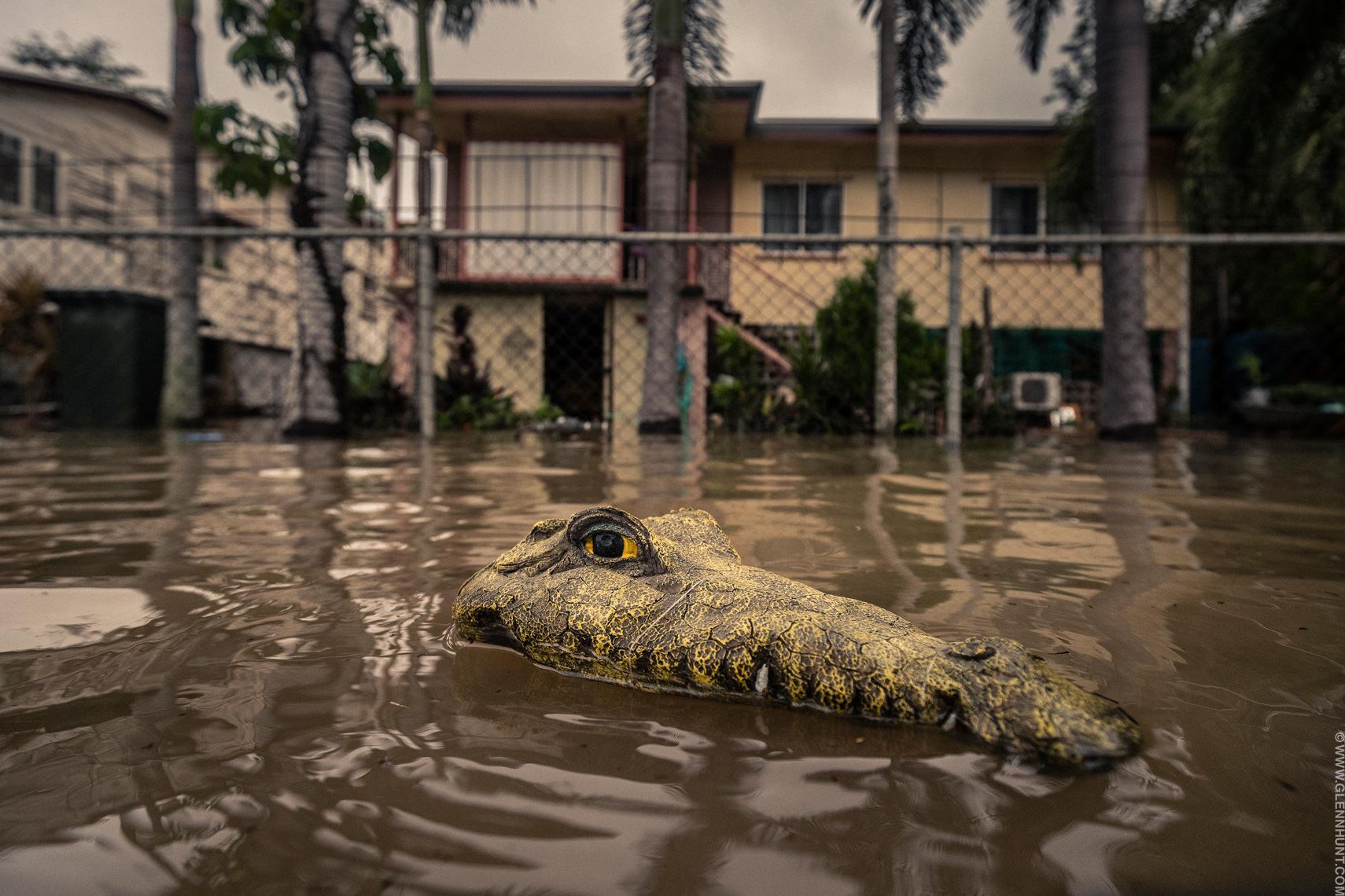 Railway Estate Flooding