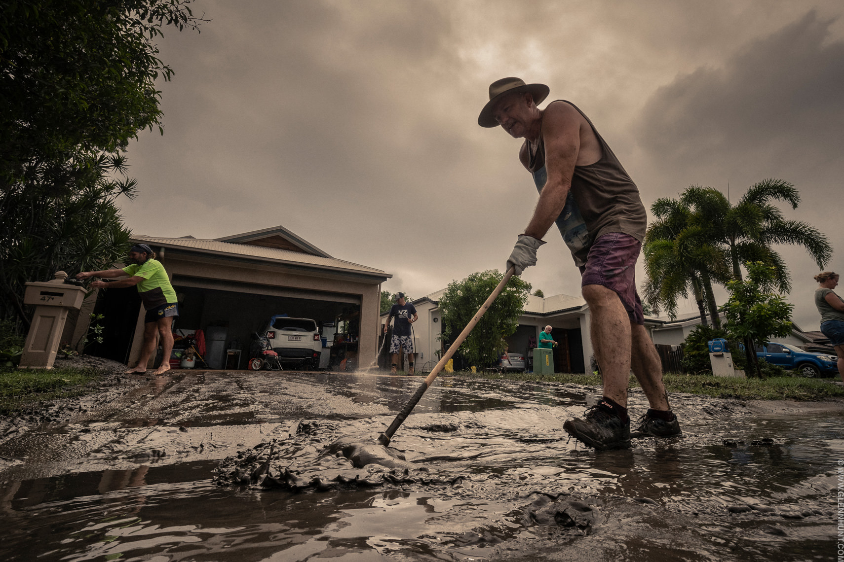 Townsville Flood Cleanup