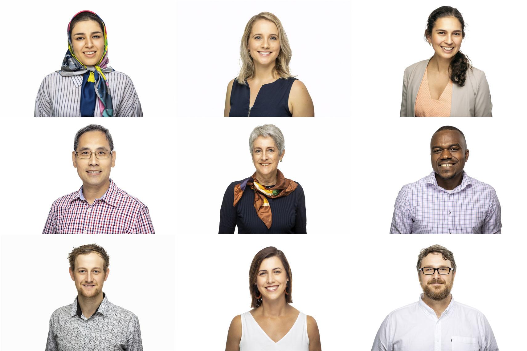 LinkedIn Portraits