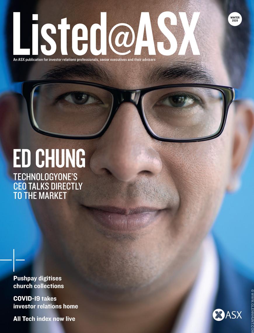 Ed Chung TechnologyOne